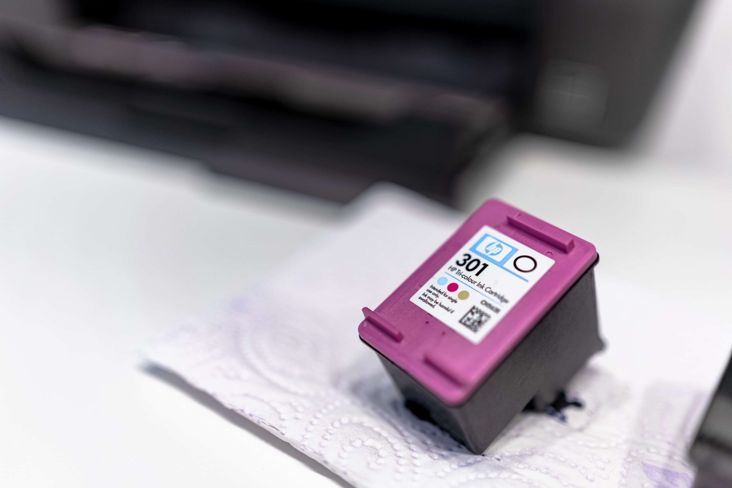 Hierom kies je voor HP inktcartridges